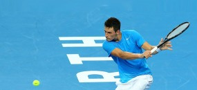 Bernard Tomic. GETTY IMAGES