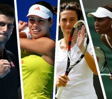Grand Slam Champs Novak, Ana, Francesca & Venus