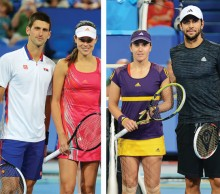 Serbia and Spain, Hyundai Hopman Cup 2013.
