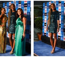 Venus Williams, Hyundai Hopman Cup 2013 New Year's Eve Ball, Grand Ballroom Crown Perth. JODY D'ARCY