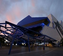 Perth Arena. GETTY IMAGES