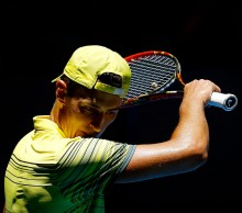 Bernard Tomic. Australia. 2013. GETTY IMAGES