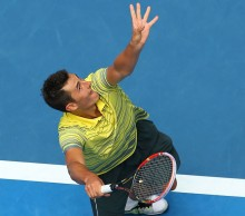 Bernard Tomic. Australia. 2014. GETTY IMAGES