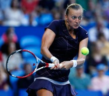 Petra Kvitova. Czech Republic. 2014. GETTY IMAGES