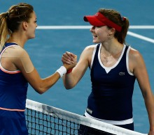 2014 Hopman Cup -  Day 8