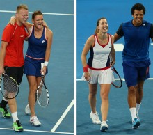France v Poland Hopman Cup