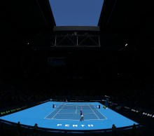 The Perth Arena provided a spectacular setting; Getty Images