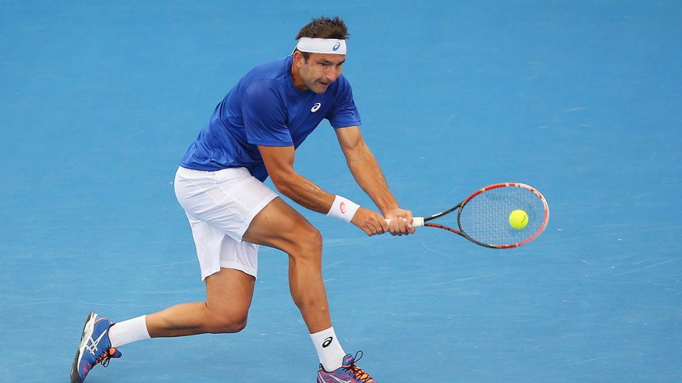 Marinko Matosevic will step in for Matt Ebden at the Hopman Cup.