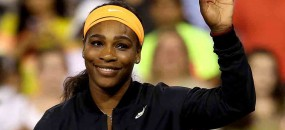 Serena Williams; Getty Images