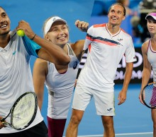 The finalists of the 2016 Hopman Cup