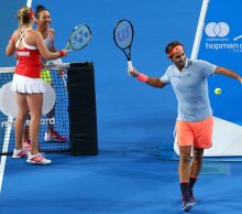 Mastercard Hopman Cup: Best of Day 2