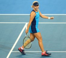 Daria Gavrilova at Mastercard Hopman Cup; Getty Images
