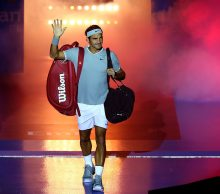 Roger Federer returns at Mastercard Hopman Cup; Getty Images