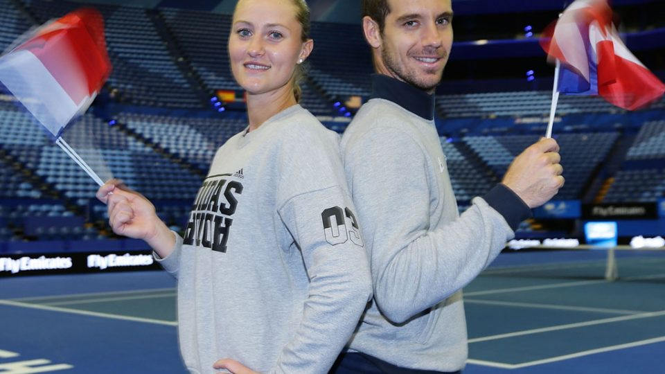 Team Title A Top Priority For In Form France Hopman Cup