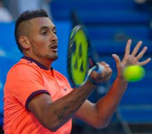 Nick Kyrgios at Mastercard Hopman Cup; Getty Image