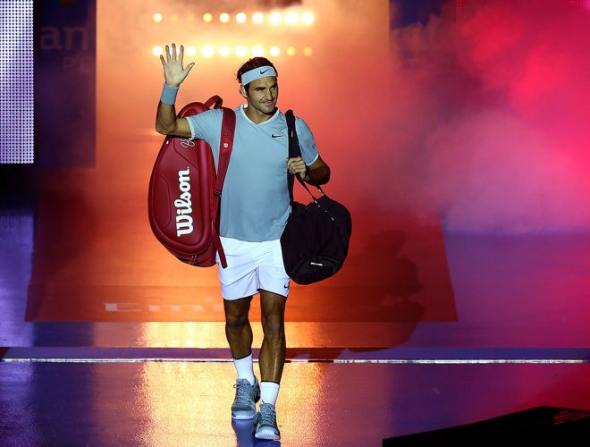 Roger Federer is returning to Perth for the Mastercard Hopman Cup in 2018; Getty Images