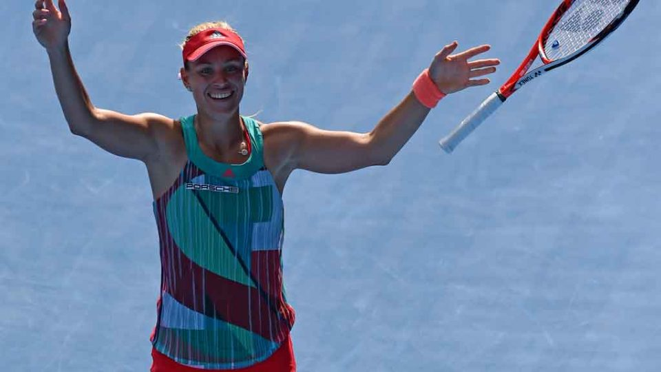 Former world No.1 Angelique Kerber is among three Grand Slam singles champions at Mastercard Hopman Cup 2018.