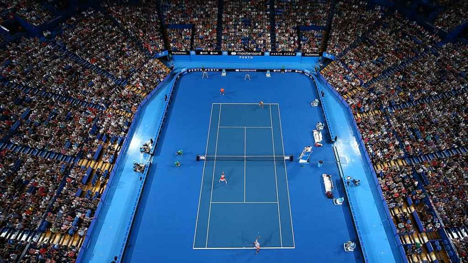 Hopman Cup general view
