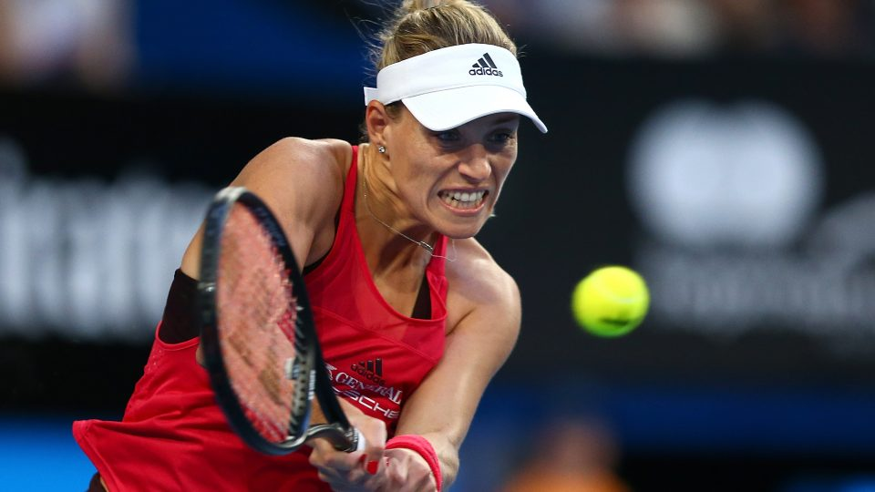 Angelique Kerber begins 2018 with an unbeaten run at Mastercard Hopman Cup; Getty Images