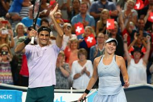 A winning start to the new tennis year; Getty Images