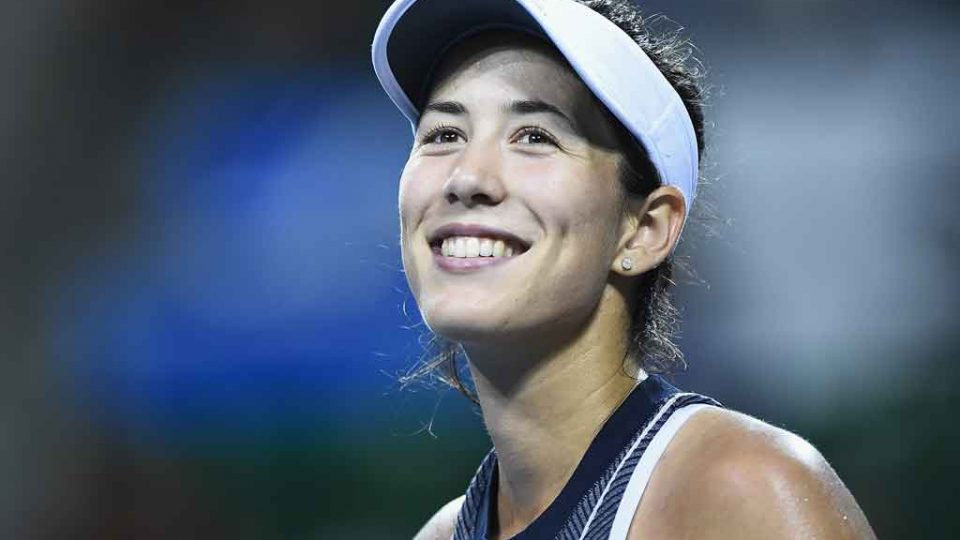 Garbine Muguruza will represent Spain at Mastercard Hopman Cup; Getty Images