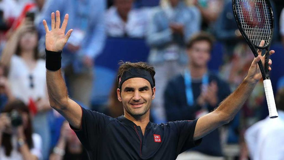 Roger Federer opens his new season with an impressive win at Mastercard Hopman Cup; Getty Images