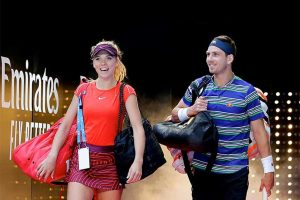 Katie Boulter and Cameron Norrie made an impressive debut for Great Britain.